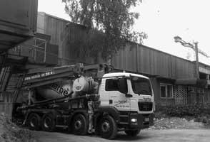 Heinolan valmisbetonitehdas